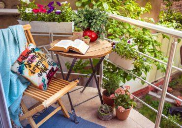 Prace na balkonie we własnym zakresie